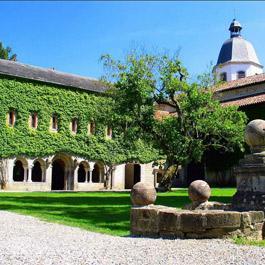 L'Abbaye de l'Escaladieu Hautes Pyrénées