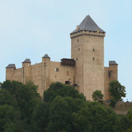 Le Château de Mauvezin Hautes Pyrénées