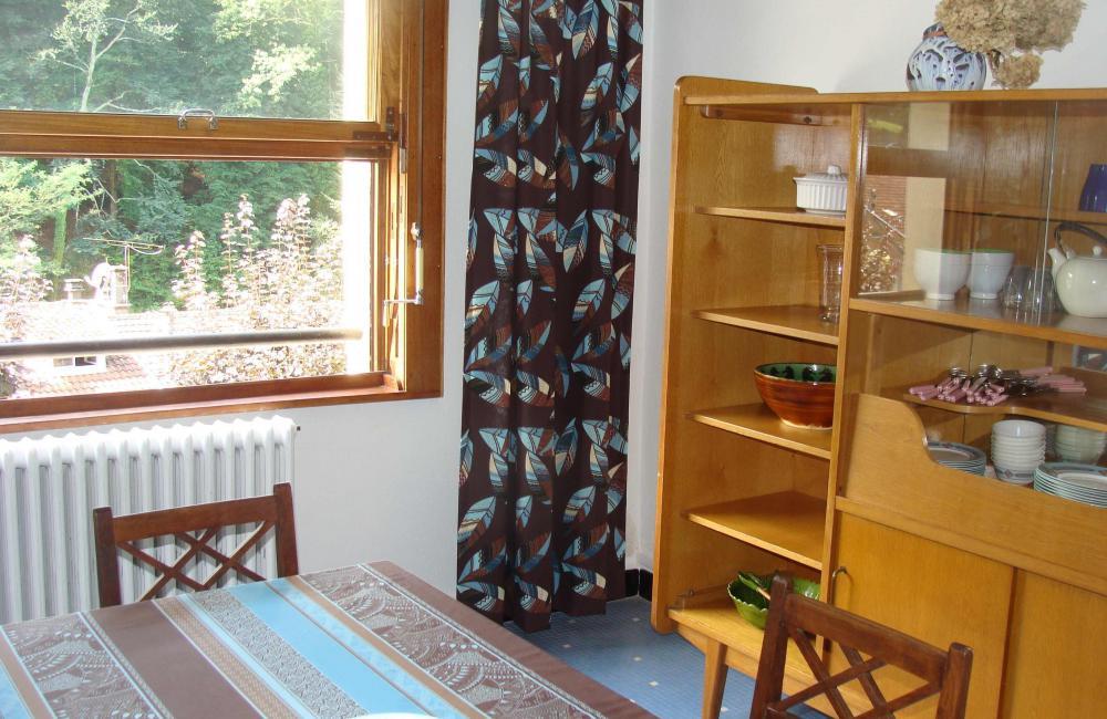 Capvern location appartement PLEIN SOLEIL T2 N°3 Séjour