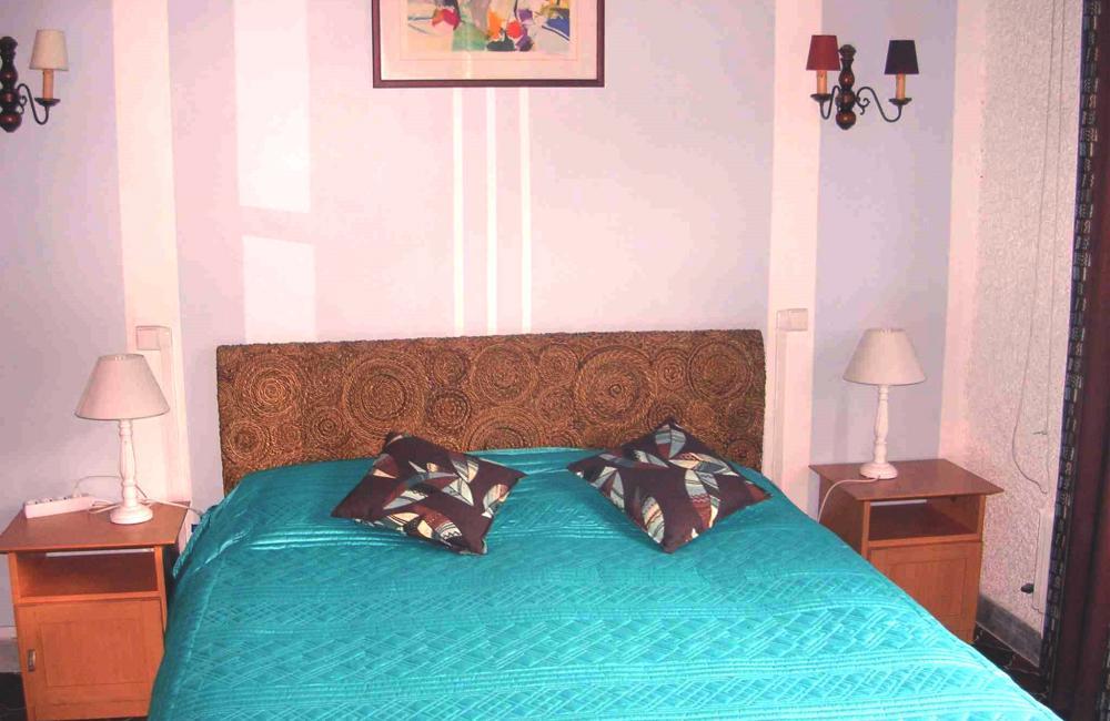 Capvern location appartement PLEIN SOLEIL T2 N°4 Chambre