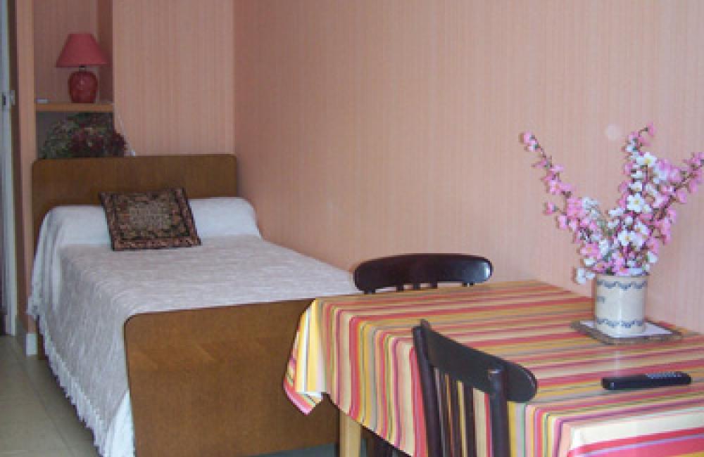 Capvern location appartement villa mary  N°4 studio coin repos