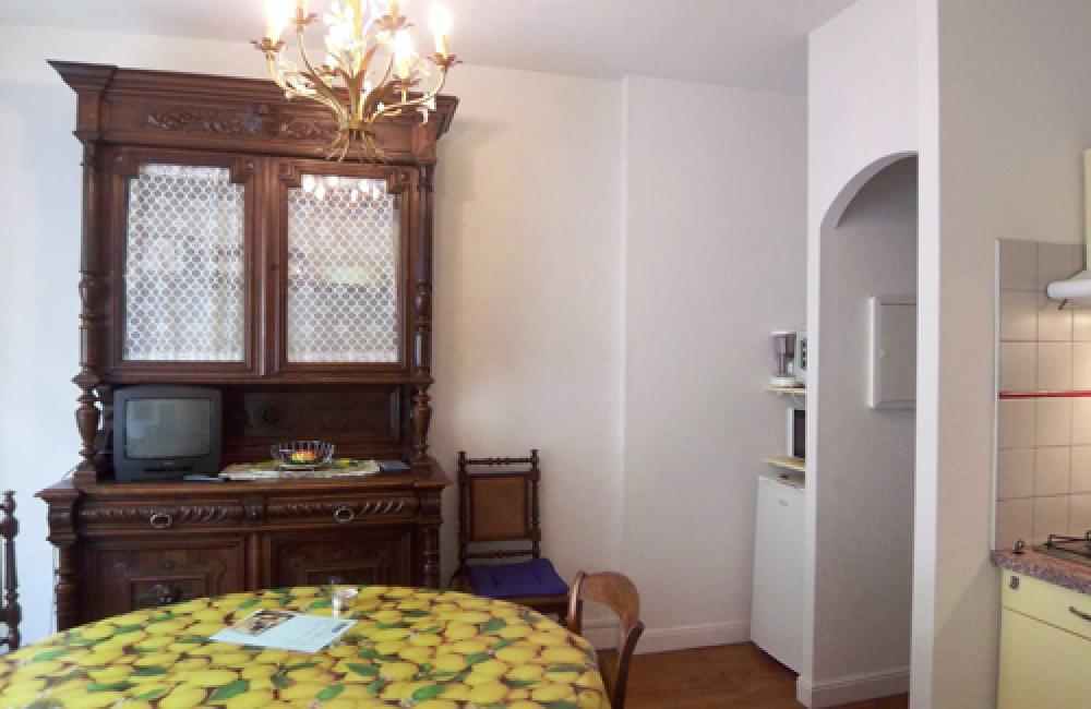 Capvern location appartement villa mary T1BIS N°1B Ambiance authentique